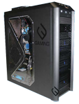 V3 Avenger 3DS 3D Gaming Desktop Computer