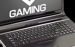 V3 Avid Notebook Gaming PC