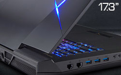 V3 Provoke Notebook Gaming PC